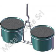 BUCKETS CARRIER, 2 OR 4 PLACES